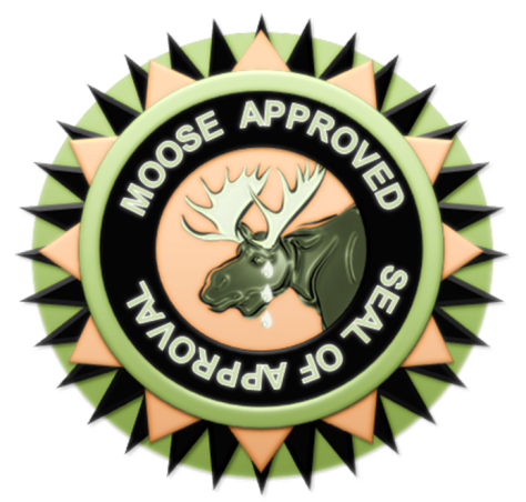 Moose Seal of Approval