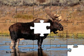 Diary of The Depressed Moose 2