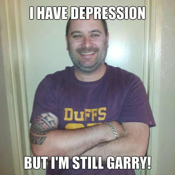Depression does not define me!